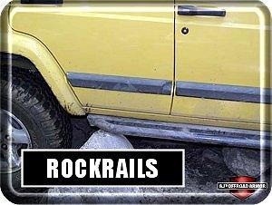 Cherokee Rockrails