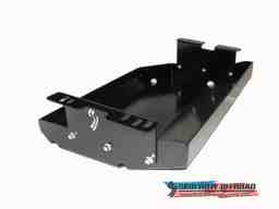 Gas Tank Skid Plate: 1997-2001 XJ, 1993-1998 ZJ