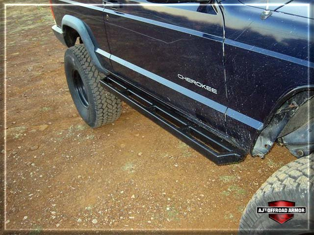 XJ SuperSquare Rockrails