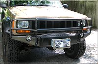 Custom Front Bumpers