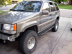 ZJ SuperRails