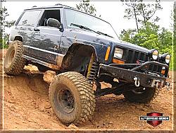 PhatXJ Winch Bumper