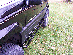 ZJ SuperSquare RockRails